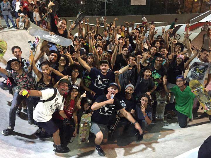 Colombia Skate Ministry